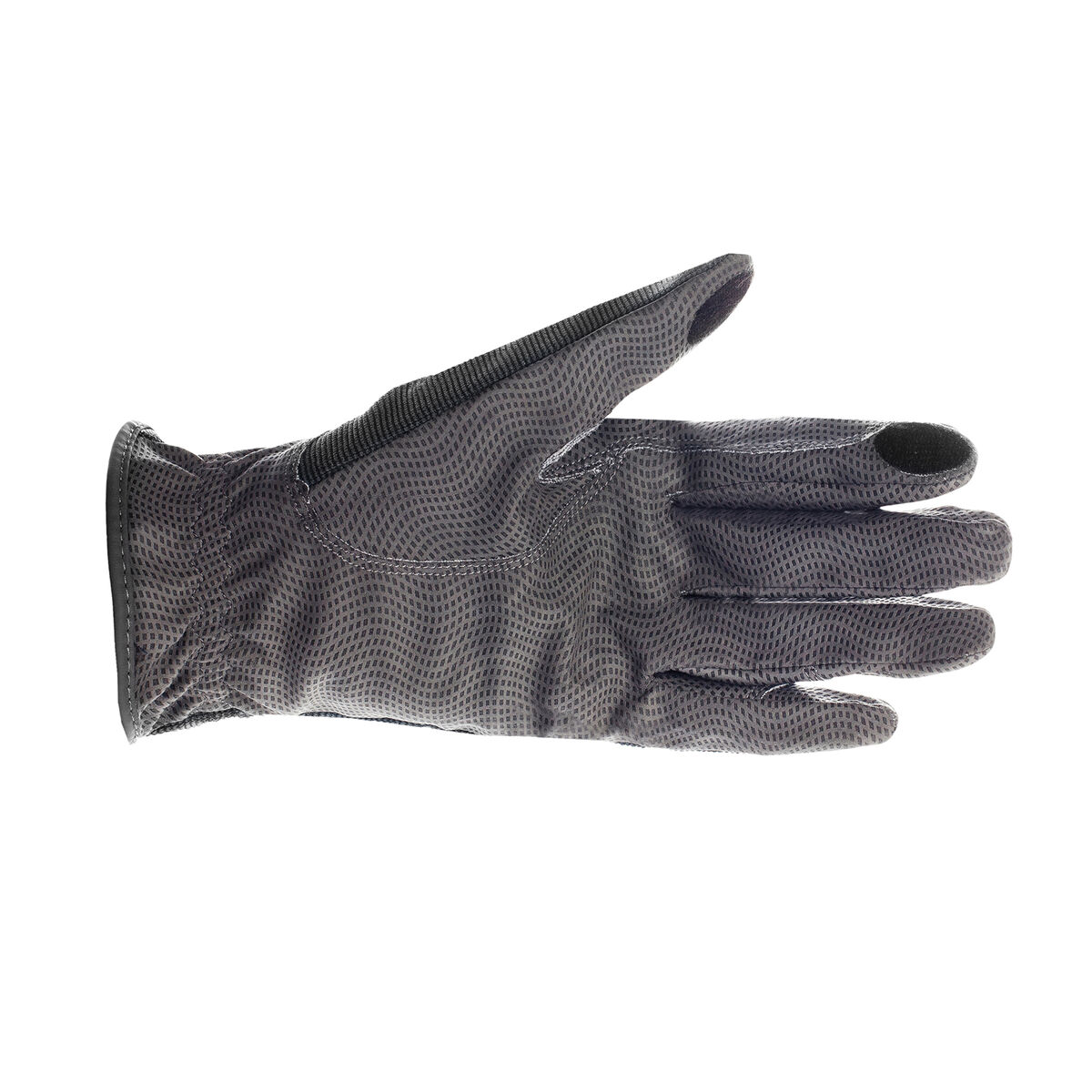 Black riding gloves -  Horze Shona Touch Screen Riding Gloves