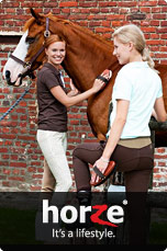 Buy riding apparel and tack online at Horze.com!