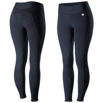 Horze Active Women's Knee-Patch Winter Tights