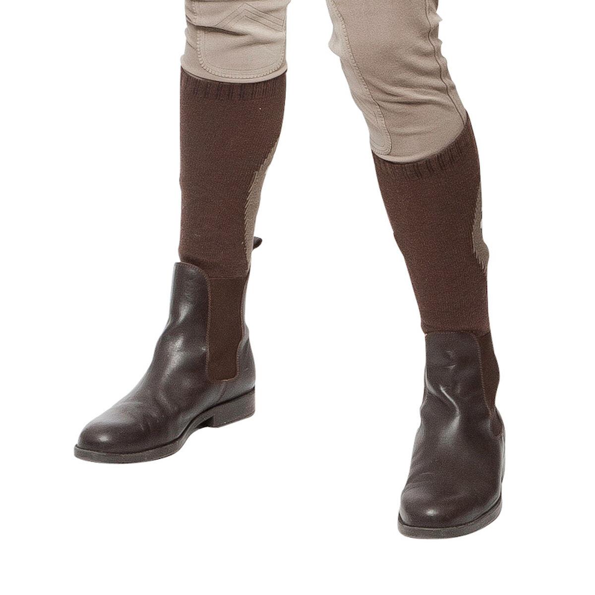 horze classic leather paddock boots horze