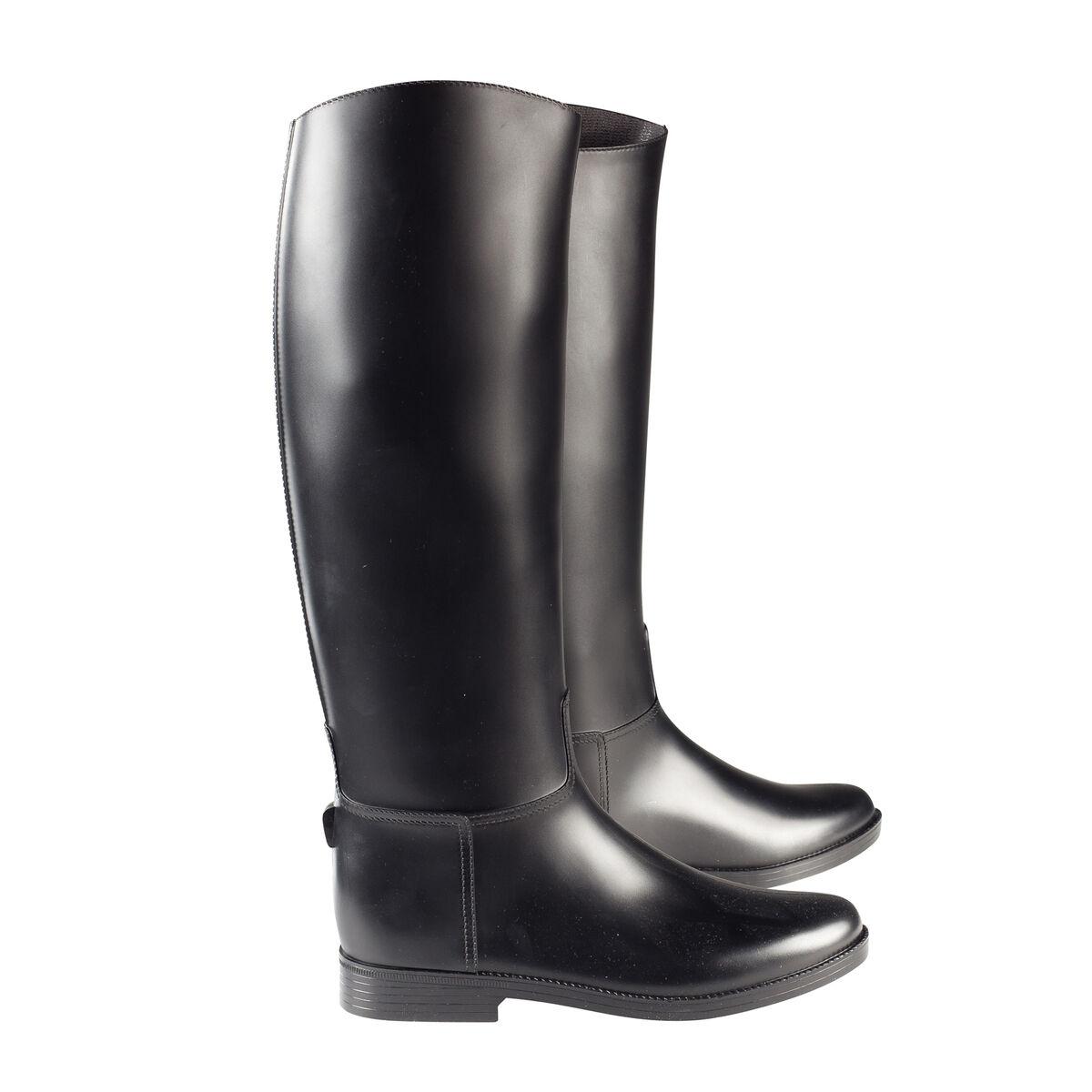 Horze Chester Rubber Tall Boots | Horze