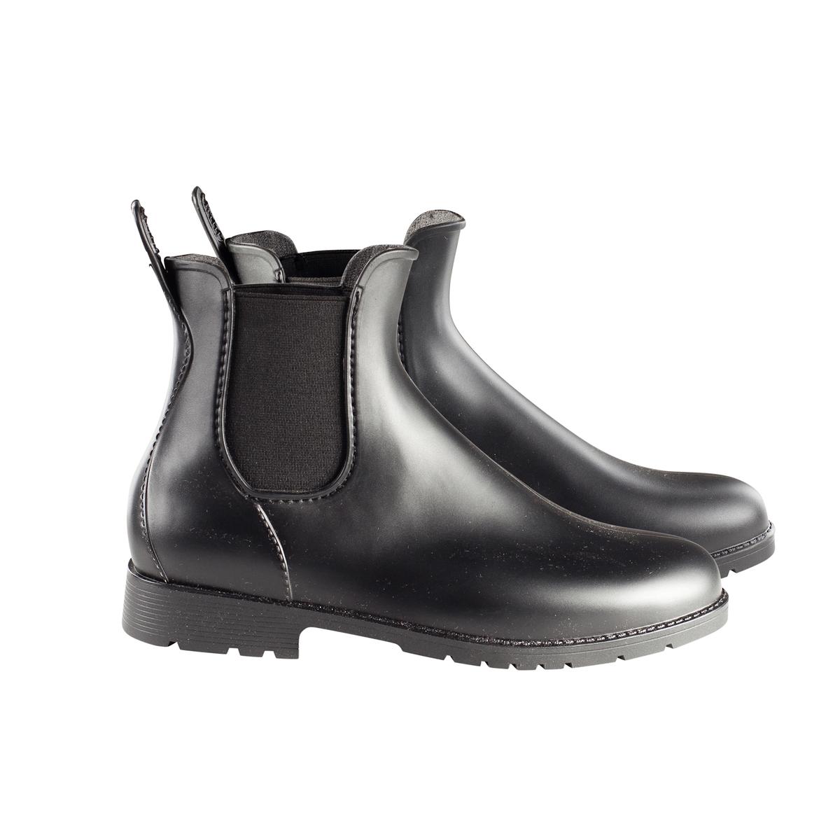 5137d02d87 Horze Palermo Rubber Paddock Boots | Horze