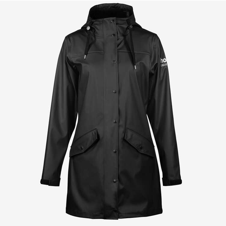 Horze Billie Women's PU Rain Jacket