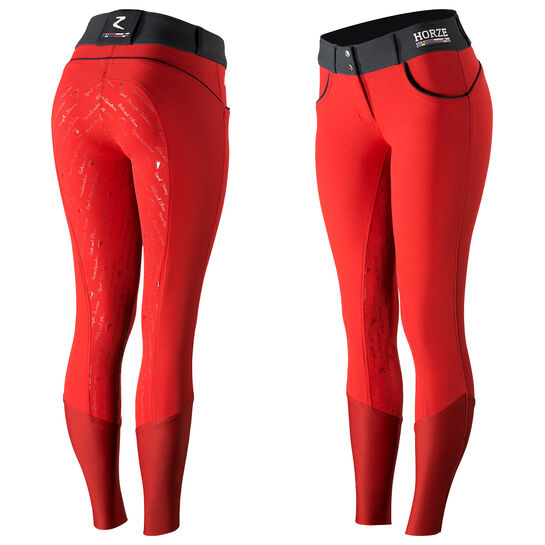 Horze Nordic Performance Silicone Breeches