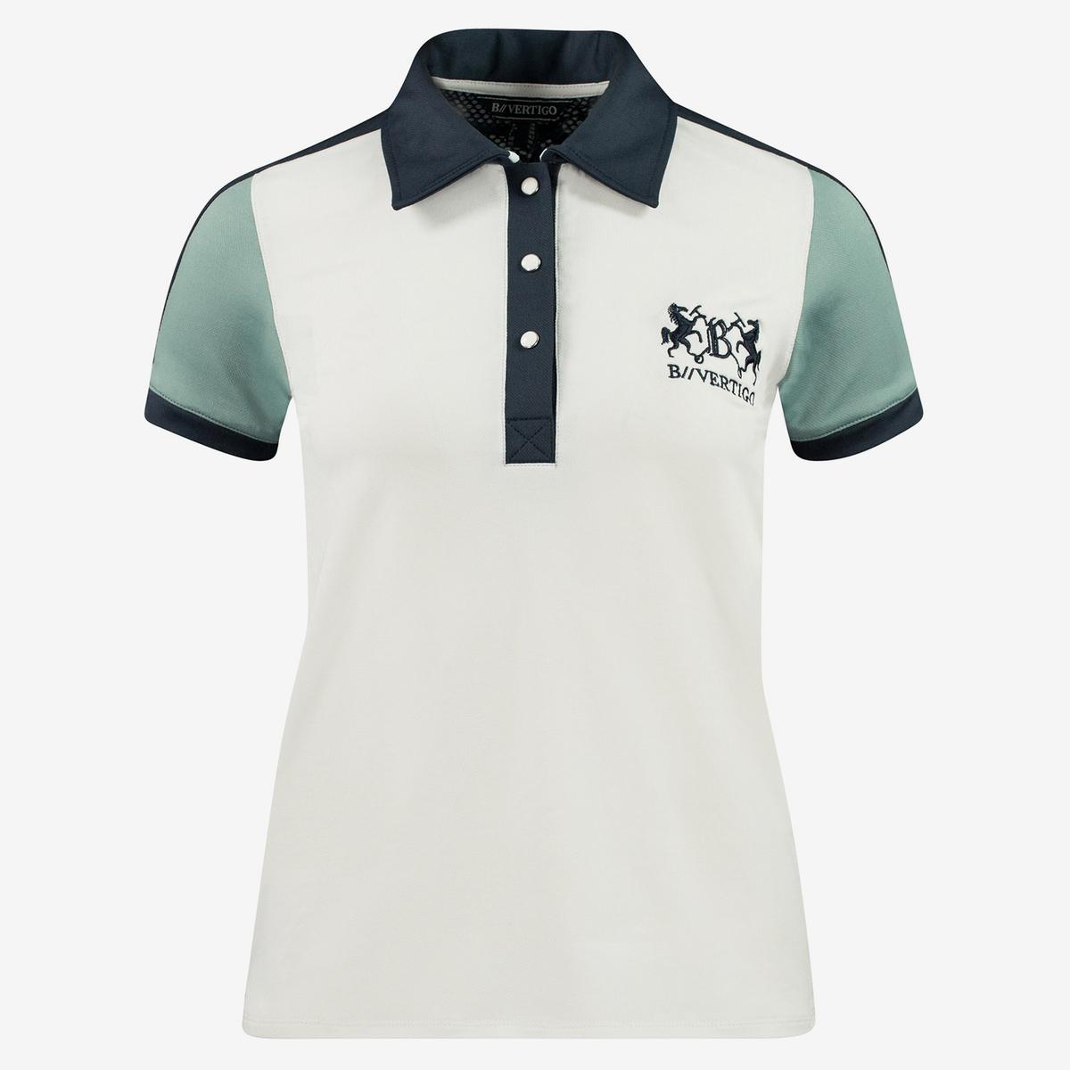 B Vertigo Cassandra Womens Polo Shirt Horze